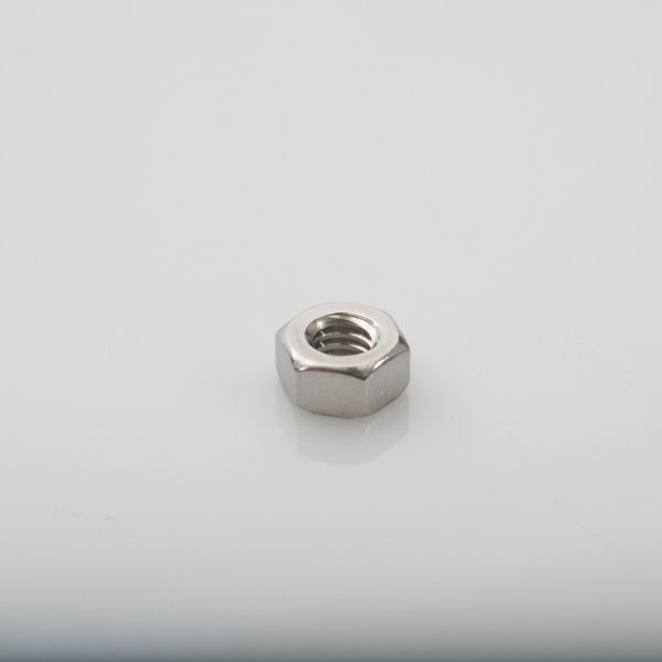 APW Wyott 8425200 Nut,Hex, 1/4-20 S/S Main Image 1