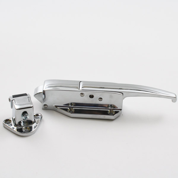 Kason 77L-00004C Latch Chr -1/8-1/4