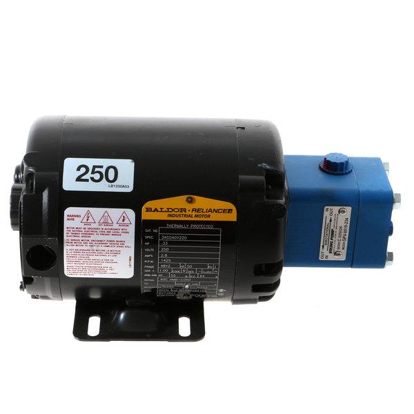 Frymaster 8066118SP Pump/Motor Assy, 250v 50/60hz