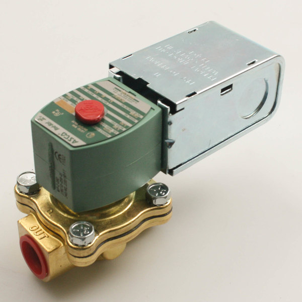 Salvajor AS8208 Solenoid Whole Assembly Main Image 1