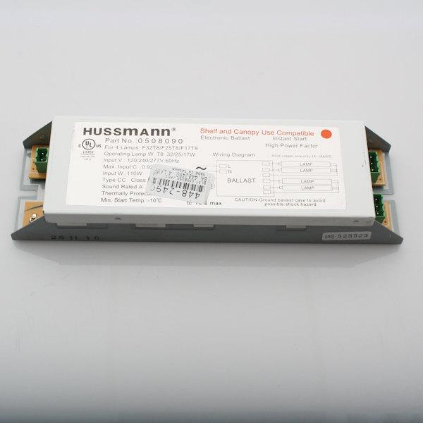 Hussmann BA.4482490 Four Lamp Ballast