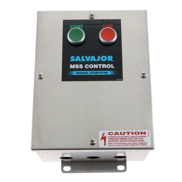 Salvajor MSS9 Control Panel Main Image 1