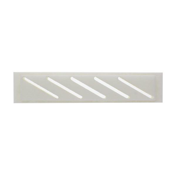 Delfield BM000428-S Holder,Knife,Poly Board, 2.5x12 Main Image 1