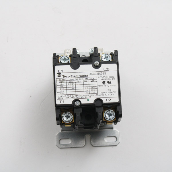 APW Wyott 3100722 Magnetic Contactor Main Image 1