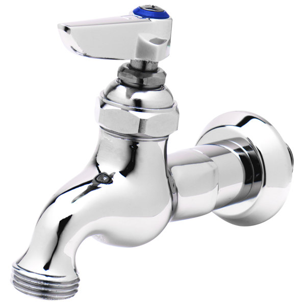 how to keep selft closing turning faucet on