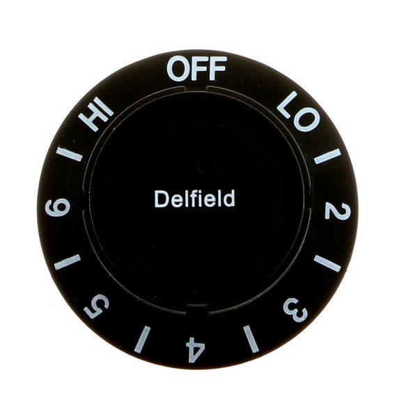 Delfield 3234557-S Knob,Control,Infinite, Bagged Main Image 1