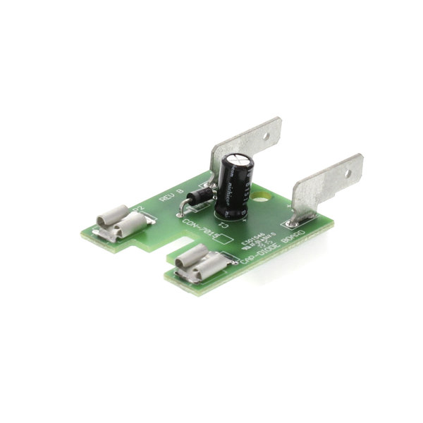 TurboChef CON-3026 Control Board Capacitor Diode