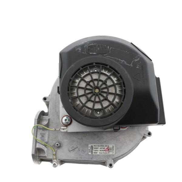 Eloma E501115 Radial Fan D2k 611 1011 Gas
