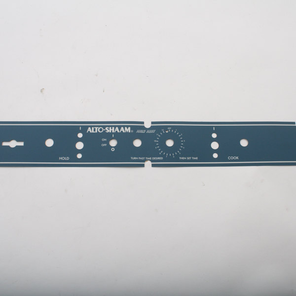 Alto-Shaam PE-24855 Face Plate