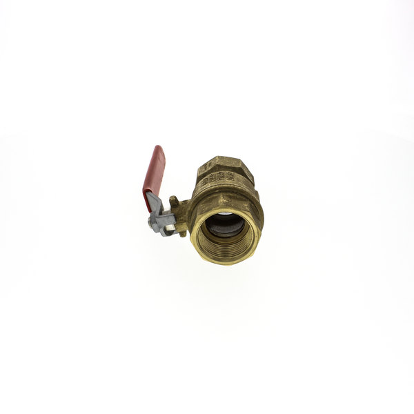 Anets 60208201 Valve, Ball 1-1/4 In Brass Main Image 1