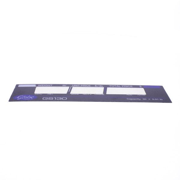 Globe E89182809 Touchpad Cover