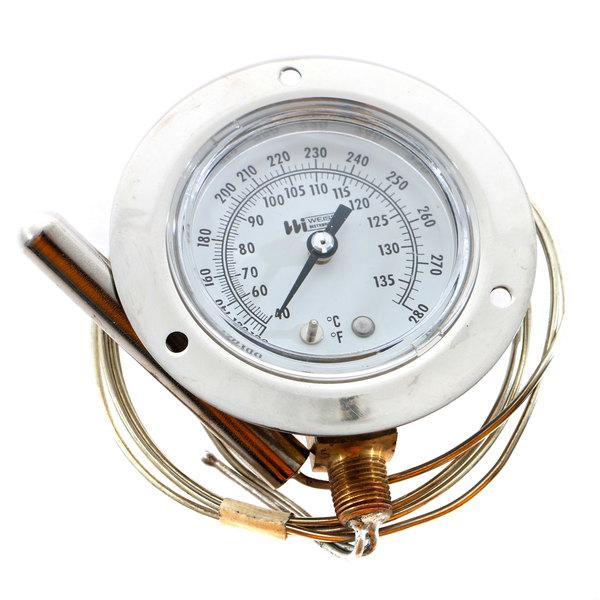 Hot Food Box F61530 Analog Thermometer