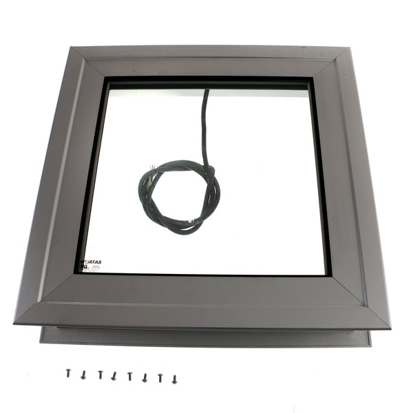Master-Bilt 31-01168 Peep Window, Glass/Frame, 4""