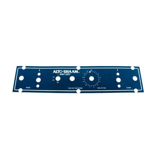 Alto-Shaam PE-2683 Blue Overlay