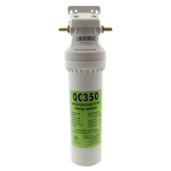 Selecto Filter QC350-3 Qc350 Water Filtration System Main Image 1