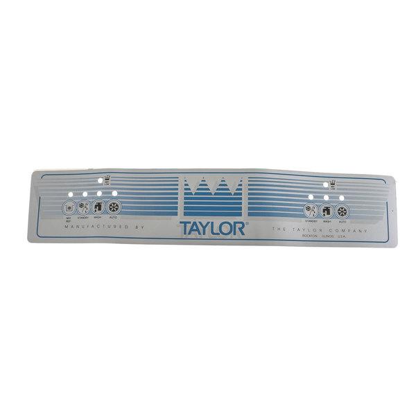 Taylor Company 045812 Decal Main Image 1