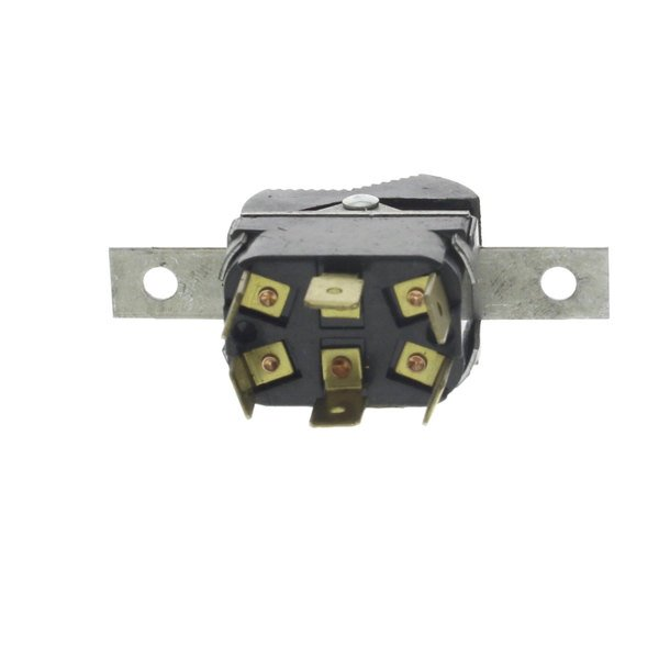 Champion 0509228 Switch, Rocker Dpdt
