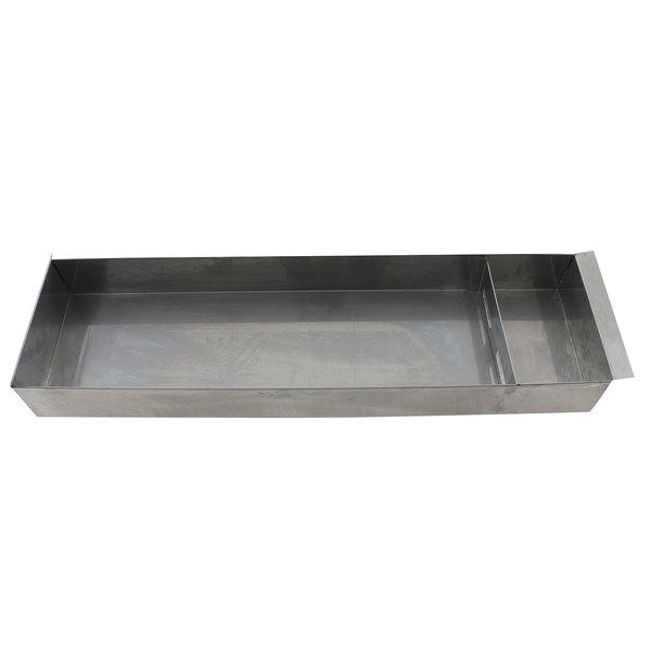Bakers Pride G5474U 8 X 29 Water Pan W/Out Lip Main Image 1