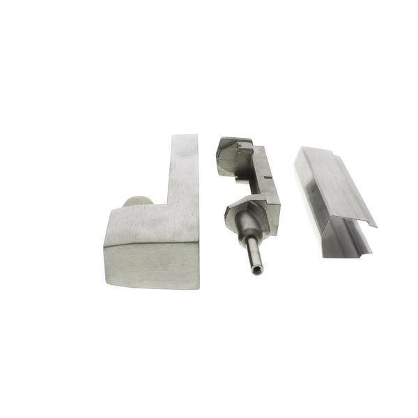 Component Hardware R50-2850-SS S/S Edgemount Hinge 1