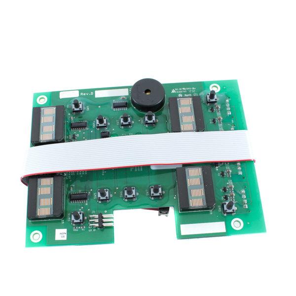 Delfield MER340043 User Interface Board, Mhc-22