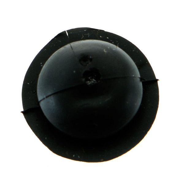 Garland / US Range G1155-1 Black Pvc Grommet #315-463 Main Image 1