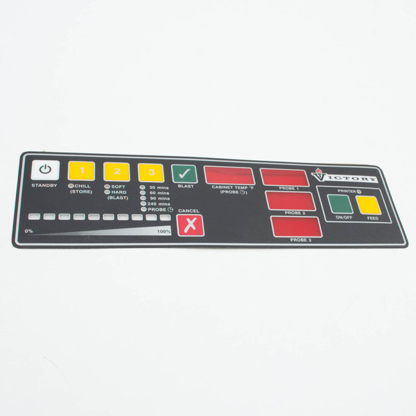 Victory 52011501 Poly Panel Overlay