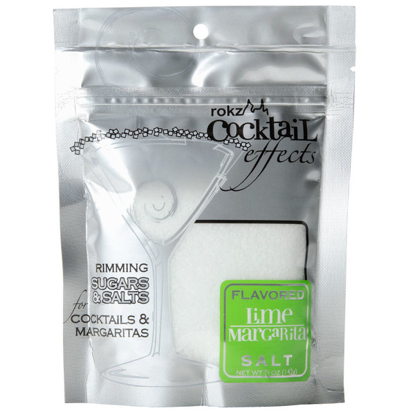 Rokz 5 oz. Lime Cocktail Rimming Salt
