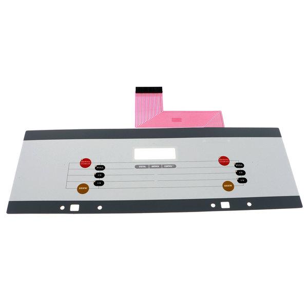 Bunn 36001 Switch, Membrane - Dual Sh