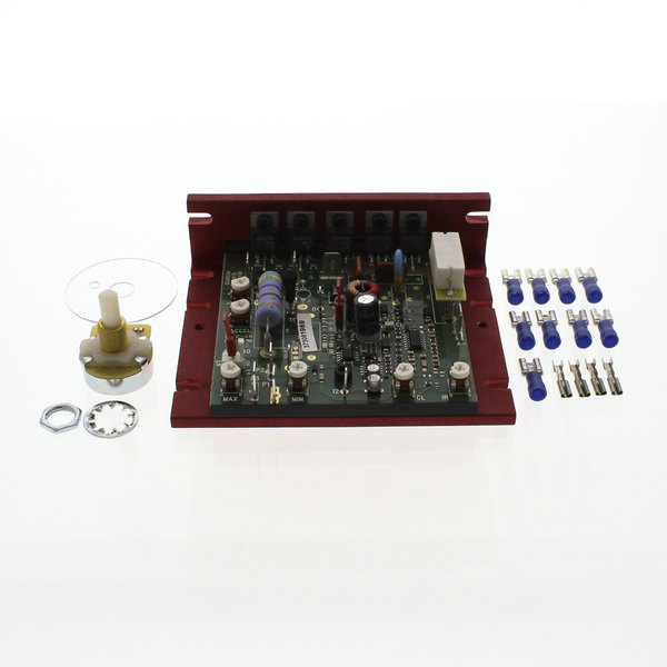 Robot Coupe RV6041 Pc Board With Switch