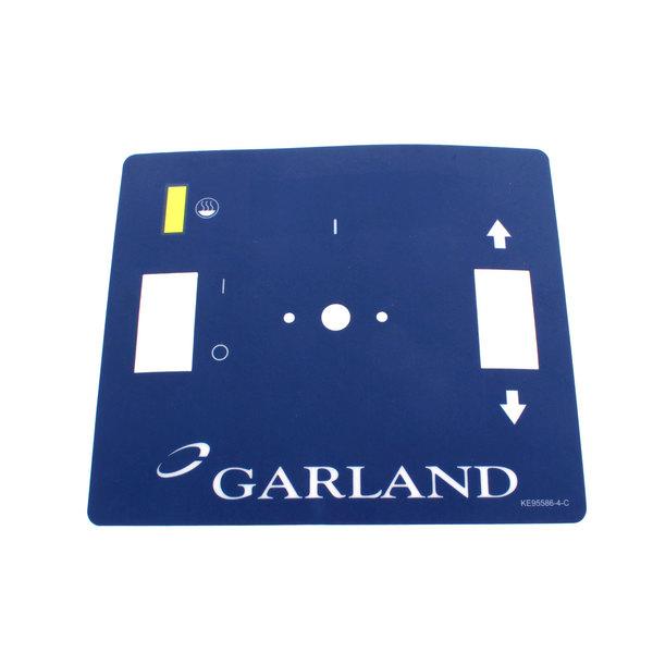 Cleveland KE95586-4 Label; Garland/Pt/Tr Main Image 1