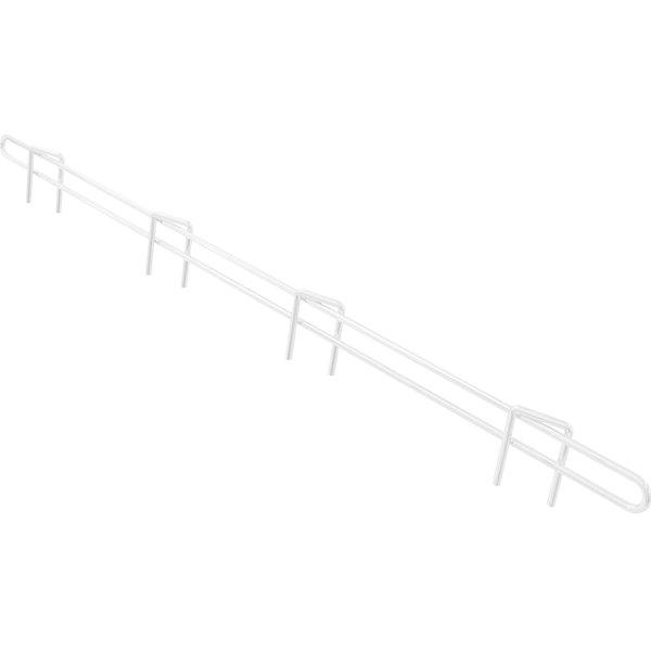 """Metro L21N-1W Super Erecta White Ledge 21"""" x 1"""""""