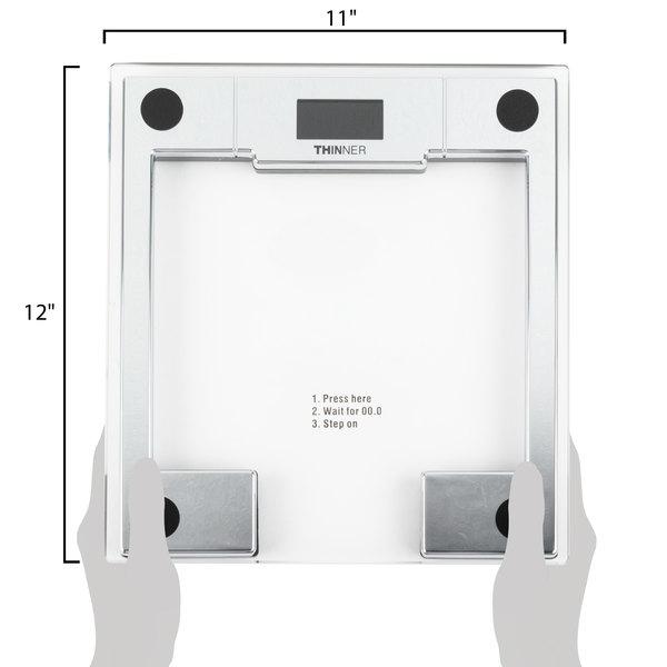 Conair Ms 8140wh Thinner Digital Gl
