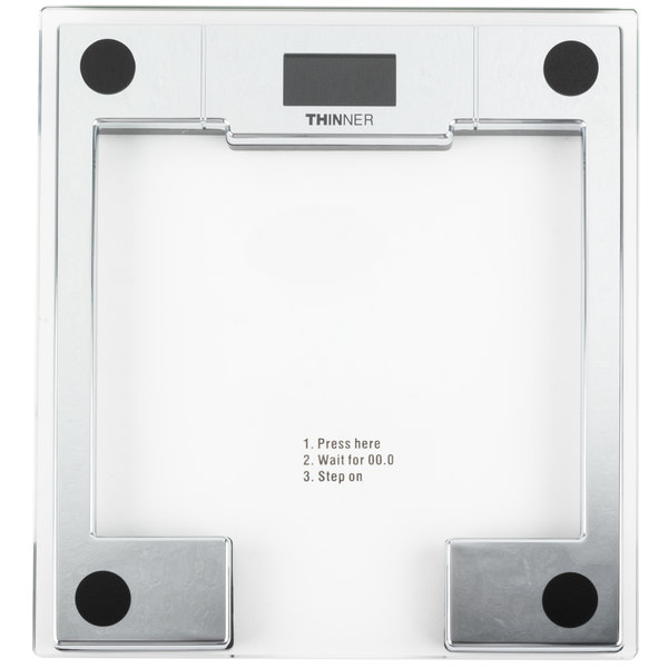 Help Your Guests Feel At Home In Hotel Motel Or Extended Stay Facility With This Digital Scale Is Also Great For Commercial Gyms