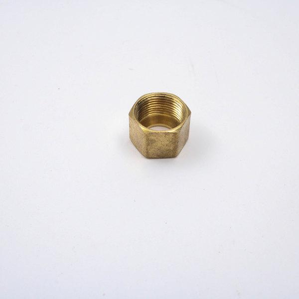 Garland / US Range M123 7/16in C.C. Compression Nut.