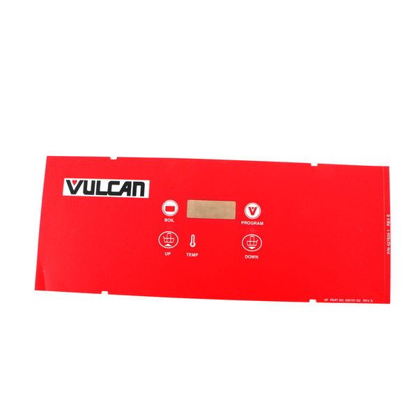 Vulcan 00-855455 Cover Plate
