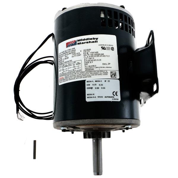 Middleby Marshall 27381-0066 Fan Motor