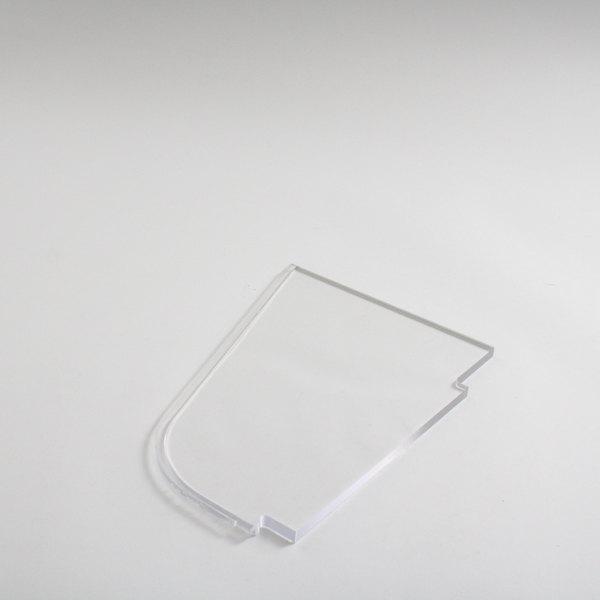 Master-Bilt 54-01518 Lh Side Glass,Plexi