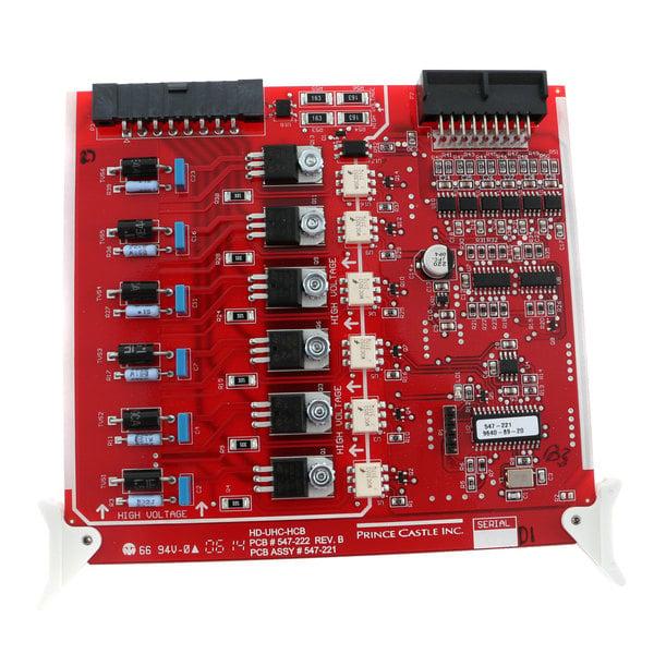Prince Castle 547-221S Assy, Heater Board Main Image 1