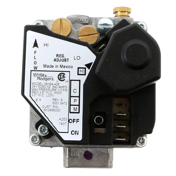 Cleveland SK24882-1 Gas Vlv;Nat 1/2psi 50/60hz,T1 Main Image 1