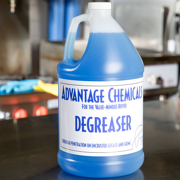 Advantage Chemicals 1 Gallon Degreaser - 4/Case