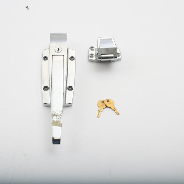 Component Hardware W38-1000 Hd Walk-In Latch Non Main Image 1