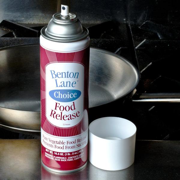 Benton Lane 16.5 oz. All Purpose Release Spray - 6/Case