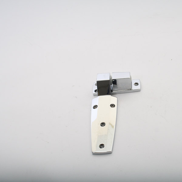Component Hardware W60-1000 Walk-In Hinge Flush C Main Image 1