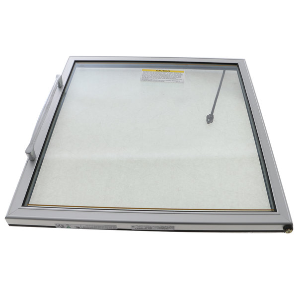 Silver King 44122 Glass Door, 3 Pane Main Image 1