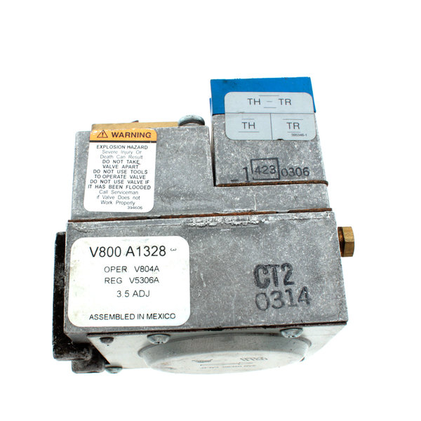 Cleveland 300058 Vlve;Nat;Plt;24v;Thcpl Gas Bs