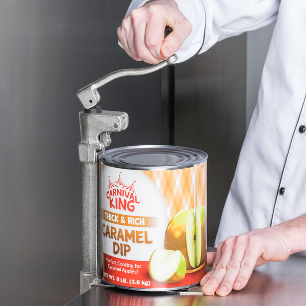 Choice Light Duty Manual Can Opener with Base