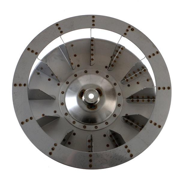 Blodgett 60126 Fan Wheel Rev, Strt Blades Main Image 1