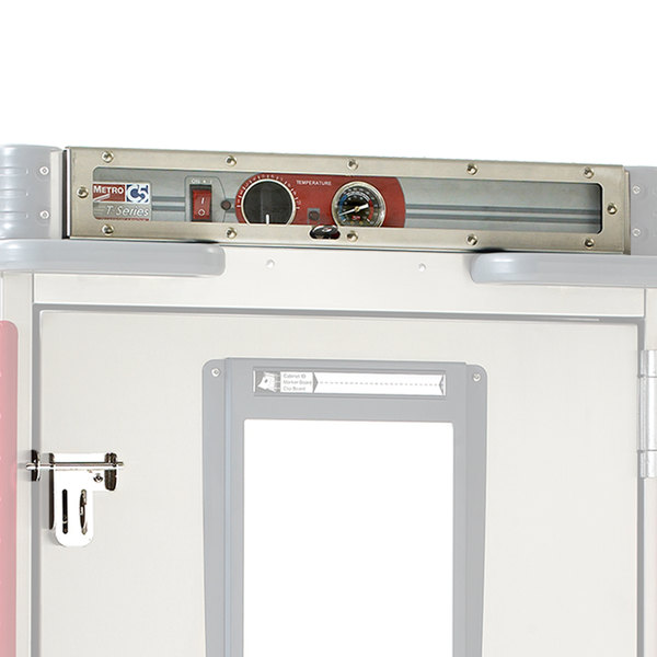Metro C5T-CORR-5 Correctional Package for Metro T Series Half Height Holding Cabinets Main Image 1