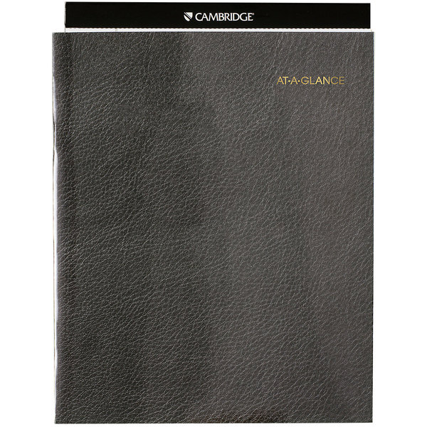 "At-A-Glance 7090910 9"" x 11"" Executive Monthly 2020-2021 Padfolio Refill"