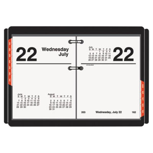 At A Glance E91950 3 X 3 3 4 2019 Compact Desk Calendar Refill